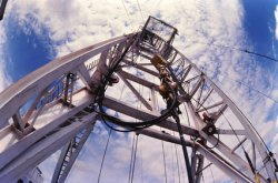 Oil Well Derrick photo
